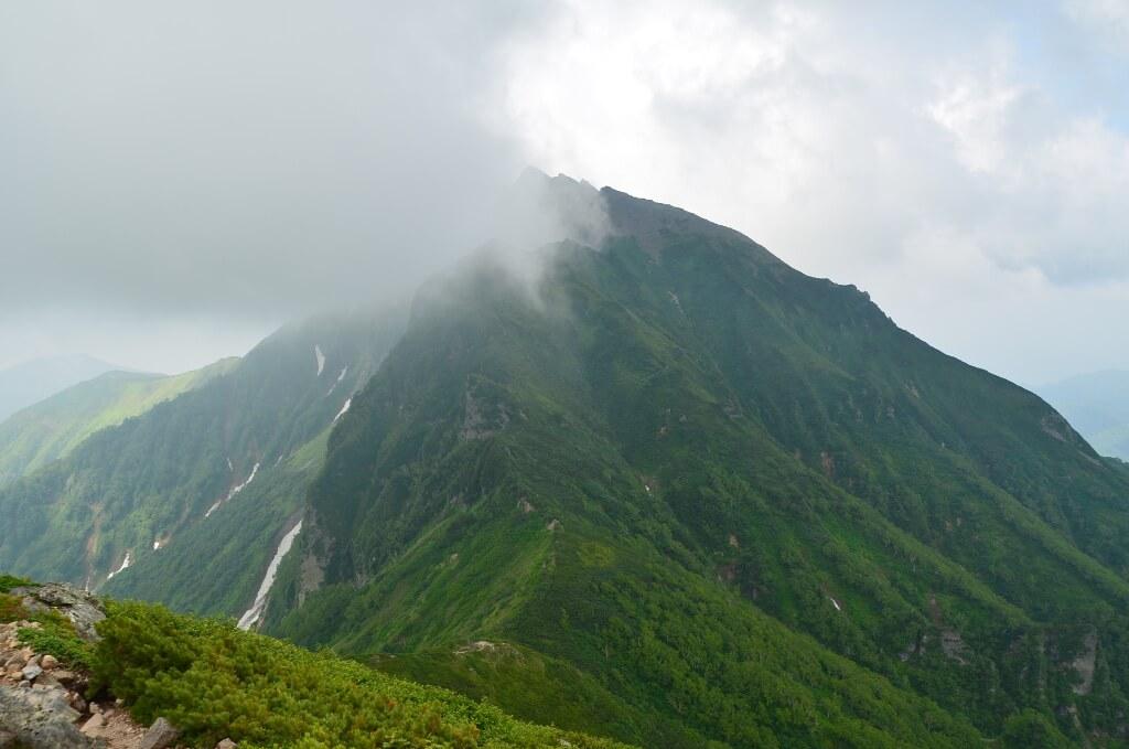 二ペソツ山