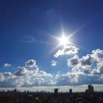 いくらでも応用できる。一眼レフカメラで綺麗に太陽の光条を写真撮影。
