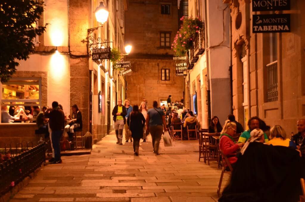 Santiago de Compostela(サンティアゴ・デ・コンポステーラ)