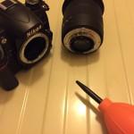 カメラの撮像素子(センサー)クリーニング。自分でゴミ取りの失敗と教訓。