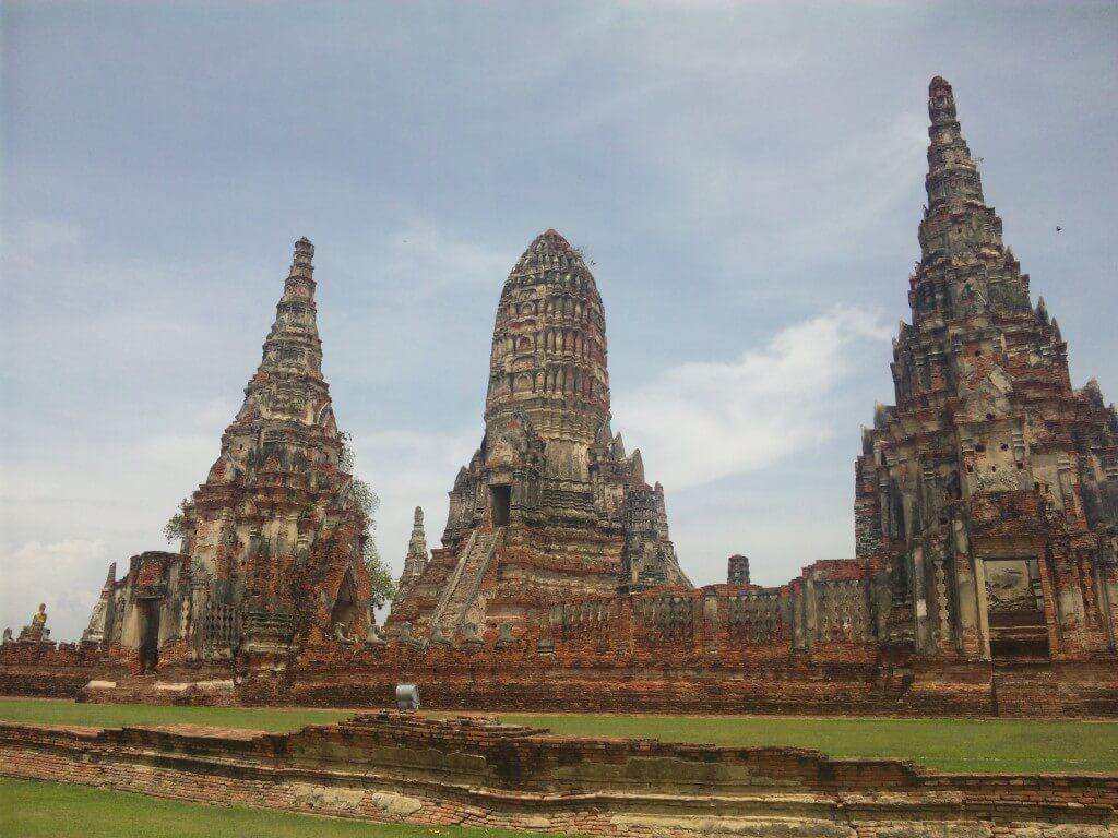 タイ、アユタヤ