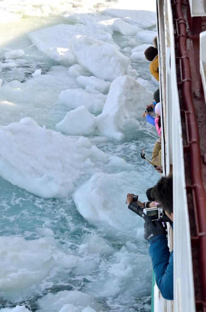 流氷砕氷船「おーろら」