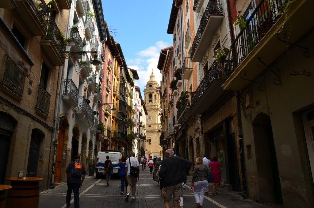 スペイン旅行カミーノ・デ・サンティアゴ