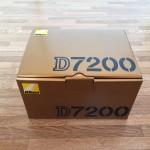 D7000からD7200へ買い替え
