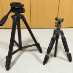 失敗しない一眼レフカメラの三脚の選び方!4つの三脚選びで押さえるべきポイント。