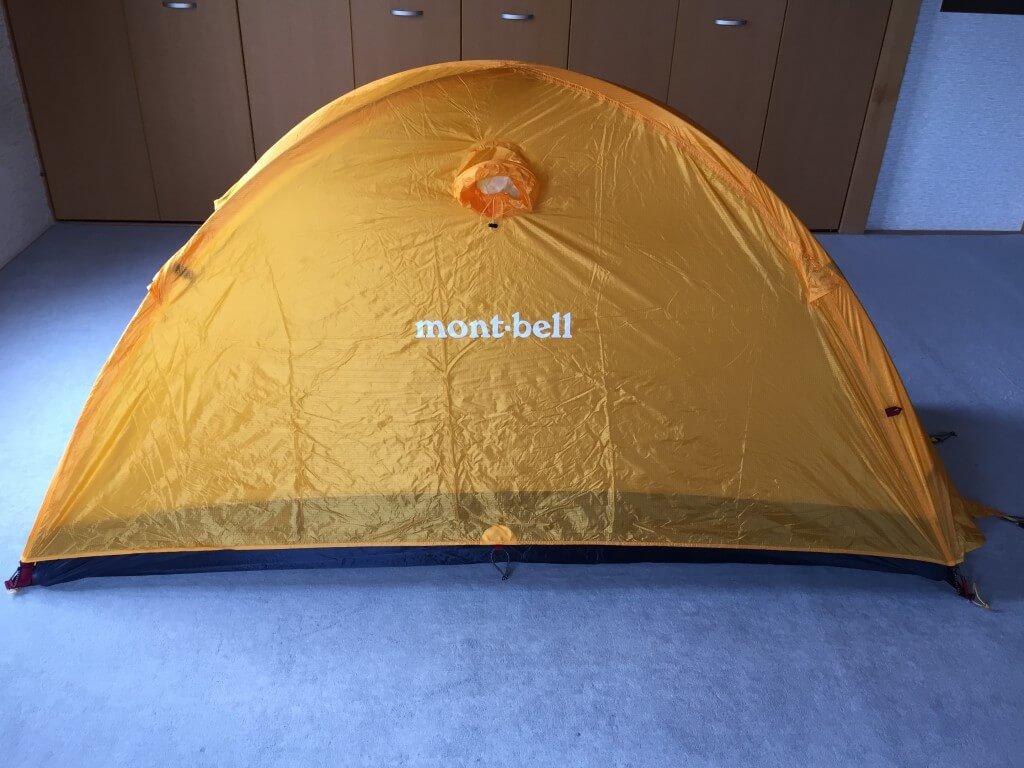 モンベル(mont-bell) テント ステラリッジテント1型