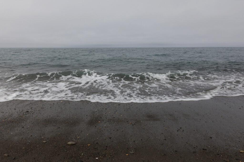 ND400海波撮影