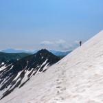 北大雪の孤峰、ニセイカウシュッペで登山!