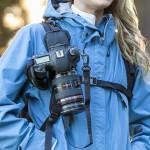 登山で一眼レフカメラの持ち運びに便利な「コットンキャリア・ストラップショット」を2シーズン使っての感想!