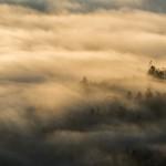 冬の雲海を引き当てた!屈斜路湖を覆い尽くす雲海を美幌峠で撮影!