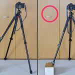 正しい三脚の使い方!一眼レフカメラで正しく三脚を使って失敗を減らそう!