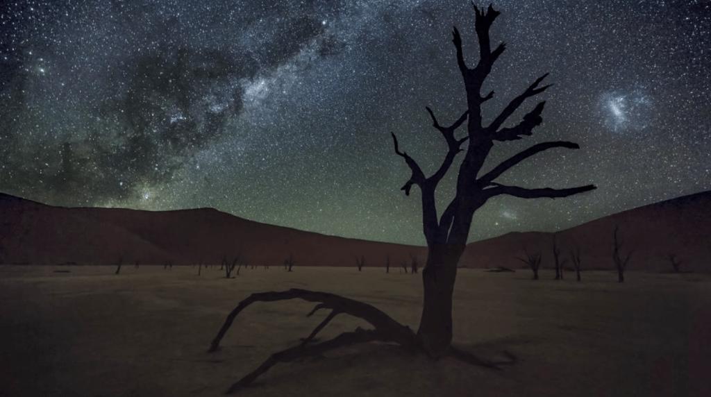 出典:「プロバックパッカーが選ぶ、世界の美しすぎる夜空9選」