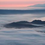 2日間、津別峠で雲海を撮影してきました!両日とも素晴らしい景色でした!