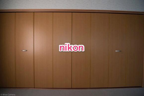 ニコン4 3