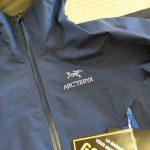 アークテリクスのゴアテックスジャケット Beta(ベータ)SLを買った!アークテリクスの種類や選び方など!