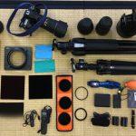 いつも撮影に持っていくカメラ機材をご紹介!この機材で写真撮っています!