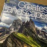 写真集「National Geographic Greatest Landscapes」を購入した!あれこれ感じて凄く参考になる!