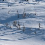オンネトー湖の天の川と雪の大雪山系の景色を撮影!冬が終わるのが嬉しいようで悲しい!