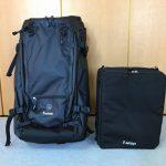 F-StopのSUKHA(スカ)を買ってみた!70Lの大容量カメラバッグ!