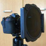 kani 150mm CPLフィルターを使ってみた!出玉レンズにも対応するPLフィルター。