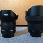 サムヤンXP14mmF2.4とシグマ14mmF1.8で星撮りレビュー。どちらが最強の星景レンズなのか!?