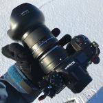 結氷した糠平湖で2019年撮り納め!大きな御神渡りを見ることができました。