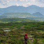 クチャンベツ〜沼ノ原〜五色岳を登山。北海道屈指の縦走路。