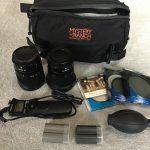 ミステリーランチのヒップモンキーを購入した。撮影や日常でも使えるショルダーバッグ。